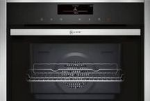 Neff Ovens / An entire board dedicated to Neff ovens. Helpful tips on functions, and features in their new 2015 range. All available on www.appliance-world.co.uk