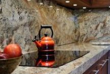 Natural Stone & Tile / Inspiration and projects featuring natural stone, tile and man-made products like quartz and terrazzo.