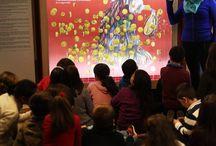 #Museosconlosniños / ¡Nos encantan las propuestas de los museos para los niños! Sí, aprender puede ser divertido