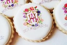 C O O K I E S (DUH) / hand-painted cookies by sogoal zolghadri