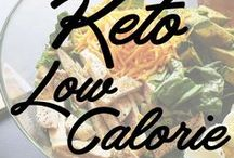 Low Calorie Keto / Keto foods can be heavy a lot of the time.  This board is all about light keto foods, the type you want on a hot summer day.