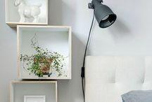 Small Plant Shelf