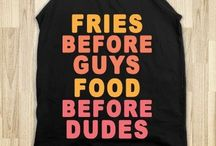 My kind of t-shirt / T-shirts that describe my life