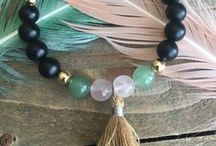 Inspired Designs Shop / A collection of my handmade genuine gemstone jewelry. Find all of my natural bracelets, necklaces, earrings and rings @ https://InspiredDesignsShop.com