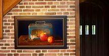 REALISTISCH GEZIEN / Een blik op de tentoonstelling 'Realistisch Gezien' met realistische schilderijen van de meester van het nostalgische intieme modellen in magische interieurs. - Herman Tulp