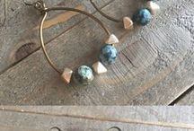 Salty Kiss Design / Shop my handmade jewelry closet, Salty Kiss Design, on Poshmark and get $5 when you sign up at https://bnc.lt/focc/D7W1vTMU5I and use the code SALTYKISSDESIGN. Get the best prices on all your favorite brands...clothing, accessories, shoes and more!