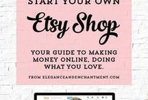Handmade Jewelry Business / Starting your own handmade jewelry business? I have collected tips, ideas and inspiration to help you get started.