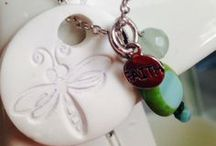 Jewelry with Essential Oils / Diffuse your essential oils all day long with beautiful diffuser jewelry.