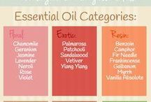 Essential Oils / A collection of tips, diys, uses and info on the best ways to use essential oils in your daily routine.