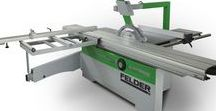 Woodworking machinery / FELDER-GROUP - Machines and tools for woodworking, built in Austria.  Sliding Table Saws, Planer-Thicknessers/Planers/ticknessers, Spindle Moulders, Saw Spindle Moulder, Combimachine, CNC, Edgebander, Bandsaws, Presses, Dust Extractors and a lot more!