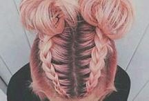 acconciature capelli lunghi / Fantastiche acconciature con i capelli lunghi
