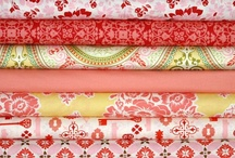 Fabrics I Love / by Kimberly Carpenter