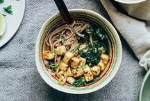 main dishes. / #Vegan #GlutenFree #Vegetarian #Healthy #PlantBased / by Nichole Dunst