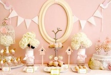 baby shower ideas / Ideas for baby showers - decor, food, games, invites, etc