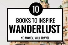 Best Books for Travel / My favorite travel books! / by Lee Abbamonte