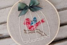 Embroidery / by Kimberly Carpenter