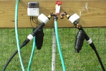Drip Irrigation at Home! / #Drip Irrigation in action - to show you what it could look like in your yard... / by DripWorks