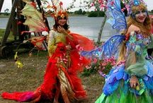 Fantasy Costuming Inspirations / by Rose Fisher
