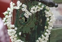 Shut the Front Door / Front entryway paint colors, decor ideas, wreaths and planters.