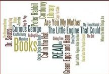 children's books / Child and adolescent books and book-related things; including favorites from my childhood and now. / by Martha Gill