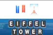 Eiffel eyeful / Gallic & phallic. / by Martha Gill