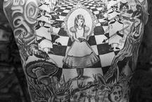 Tattoos / by Stratos Sopilis