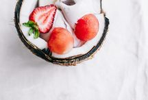 sweets. / sweets | healthy, plant-based, vegan desserts / by Nichole Dunst