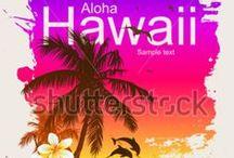 Hawaii / capital: Honolulu/The Hawaiian alphabet has 12 letters. / by Martha Gill