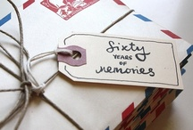 Birthday Memories / Ideas for creating birthday memories