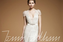 What a dress for a wedding!  / Different kind of wonderful gowns for a very special wedding!