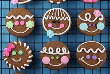 Gingerbread Baking Party / by Jennifer Oklejewski