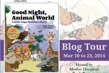 Kid Lit Blog Tours, Blasts & Blitzes / These are the Kid Lit Blog Tours, Book Blasts, and Book Review Blitzes hosted by Mother Daughter Book Reviews / by Renee @ MDBR