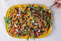 a very vegan thanksgiving. / #vegan #thanksgiving #recipes #vegetarian #healthy / by Nichole Dunst
