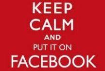 Keep Calm / and ...