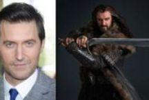 Hobbit / LOTR / Beelden over de films