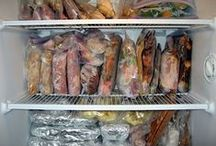 Food ~ Freezer meals