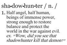 Shadowhunters  / by Jessica Higginbotham