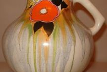 Clarice Cliff Pottery / by Terri Thames
