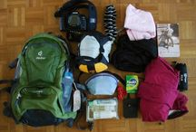Packing List / by Laura MacLeod