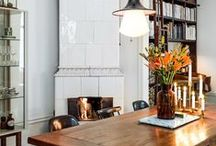 H O M E P O R N / Beautiful homes, interiors and decor ideas for you to pin.  / by Sheree Milli