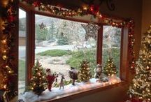 #MilgardHoliday Photo Contest / Share a photo of how you decorate your home for the holidays! Check out these entries and submit your own at http://www.milgard.com/contest / by Milgard Windows & Doors