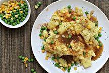 801010. / 801010, high carb vegan recipes / by Nichole Dunst