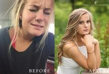 Valerie Ott Photography - Before and After