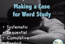 Dyslexia / Ideas for systematic phonics instruction.  Improving foundational reading skills for struggling readers.