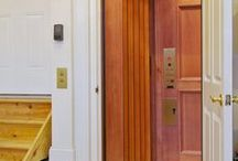 Home Elevators / Wondering why you should get a home elevator. We can tell you why! it adds value and can help you stay in your home longer. Mobility will not be an issue with a home elevator