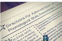 Phonological Awareness / Strong phonological awareness skills are necessary for skilled reading.