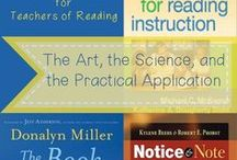 Reading Intervention / Ideas and strategies to help readers develop strong reading skills