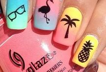 Nails / To try this summer