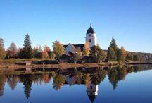 My paradise in Dalarna, Sweden / My own photos