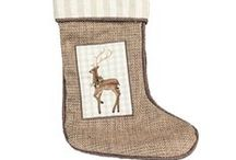Christmas Stockings / Collection of Christmas stockings from http://www.trendytree.com